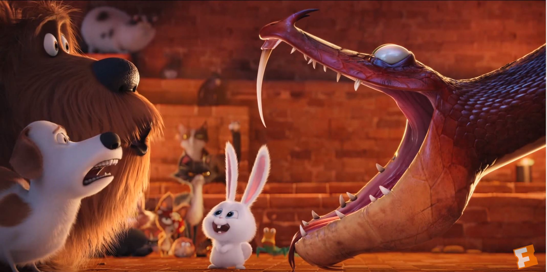 The Secret Life of Pets Official 'Snowball' Trailer