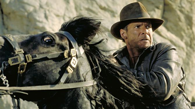 Yep, A New Indiana Jones Movie Is On The Way