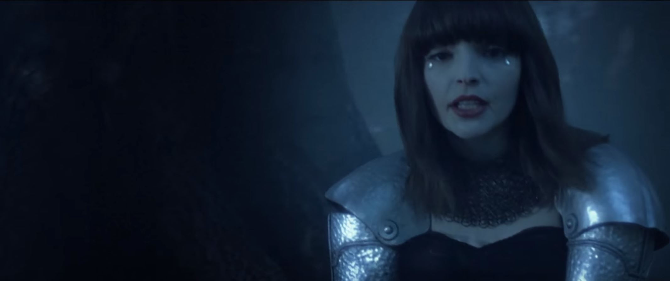 """New Chvrches – """"Clearest Blue"""" Video Shows Some Funky Armor"""