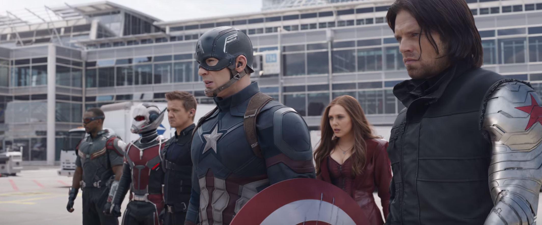 Super Bowl Rerun: Captain America: Civil War