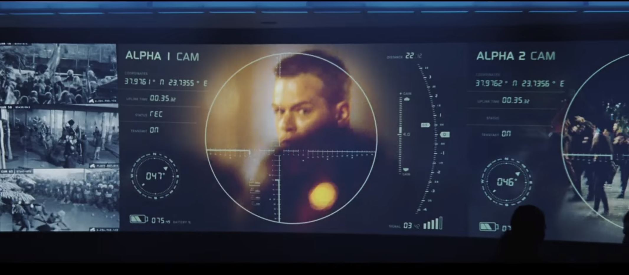 Super Bowl Rerun: Jason Bourne Returns!