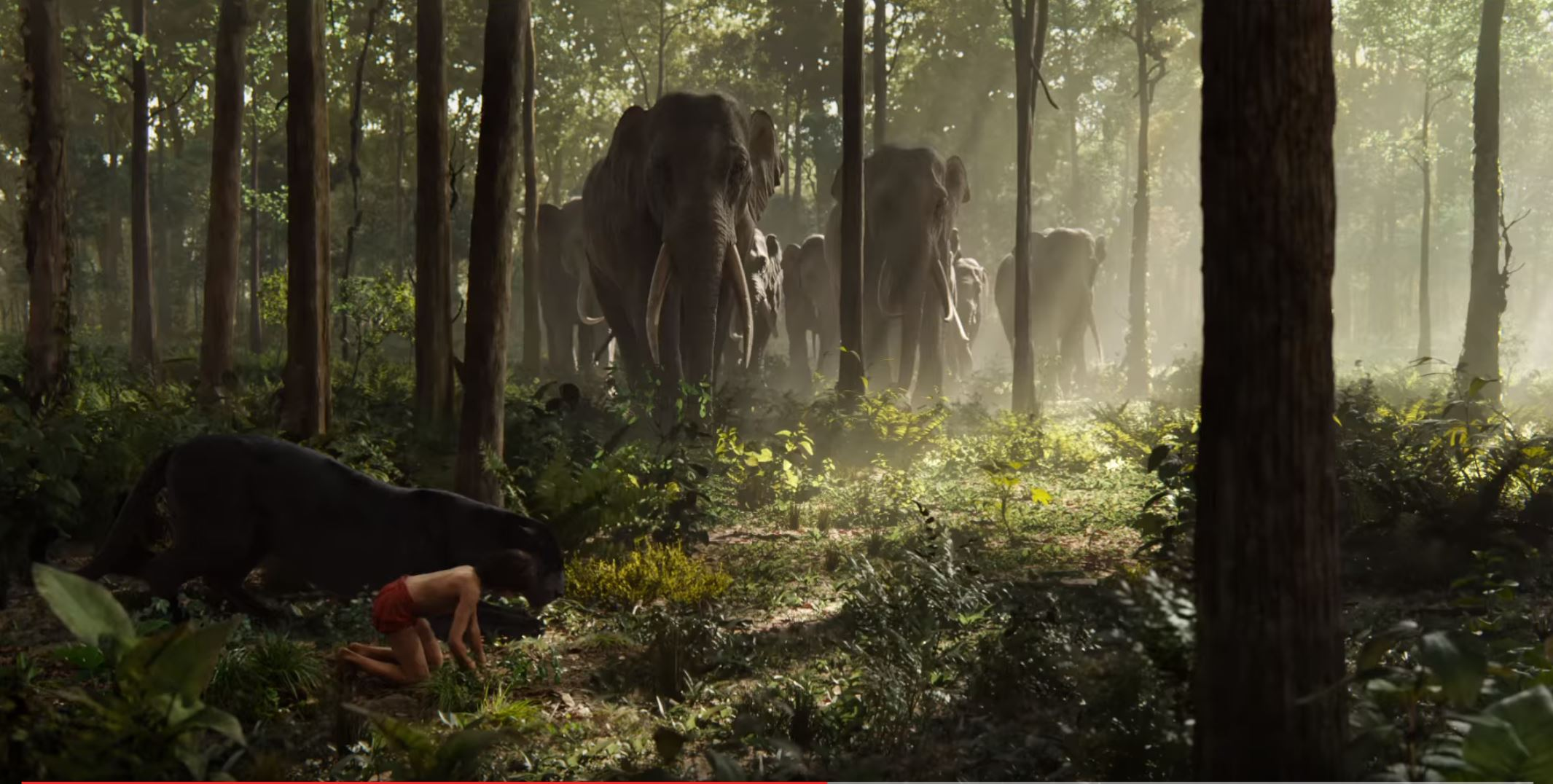 Super Bowl Rerun: The Jungle Book Official Big Game Trailer