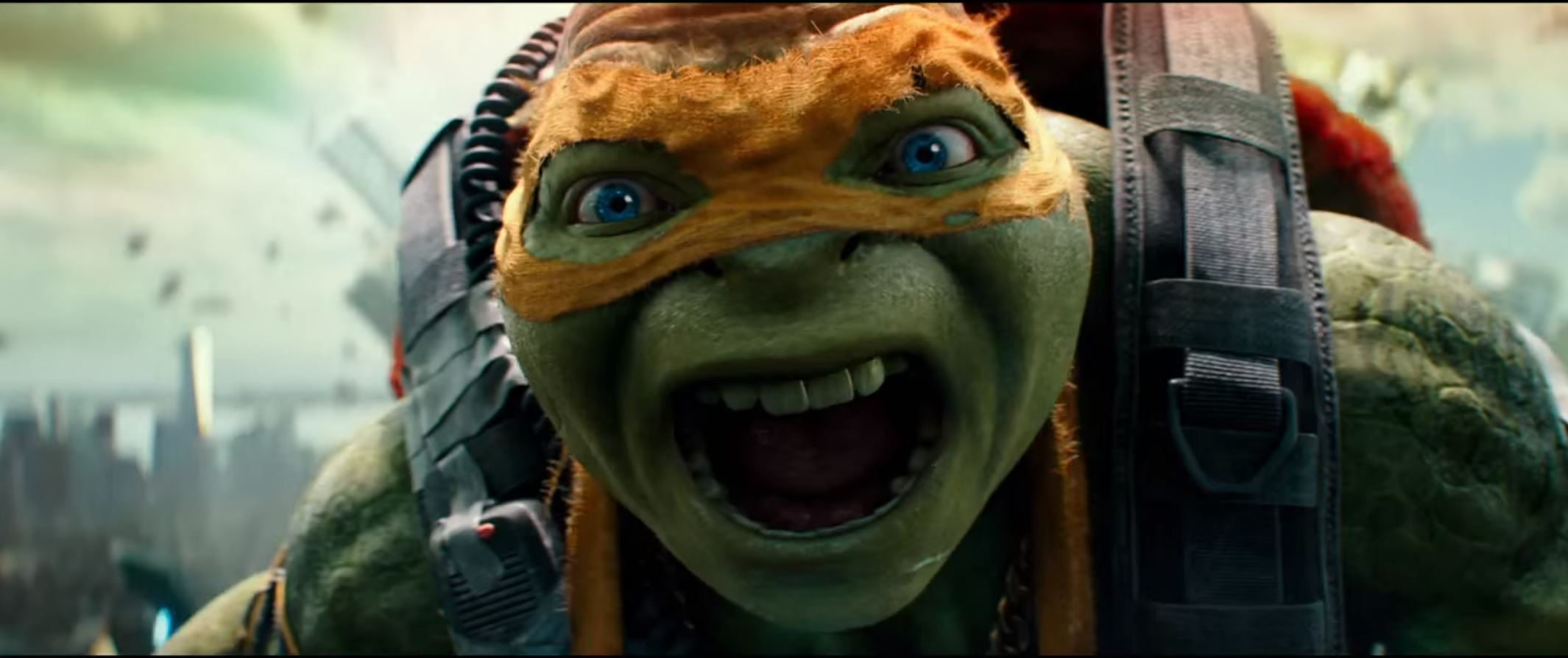 Super Bowl Rerun: The Teenage Mutant Ninja Turtles: Out of the Shadows