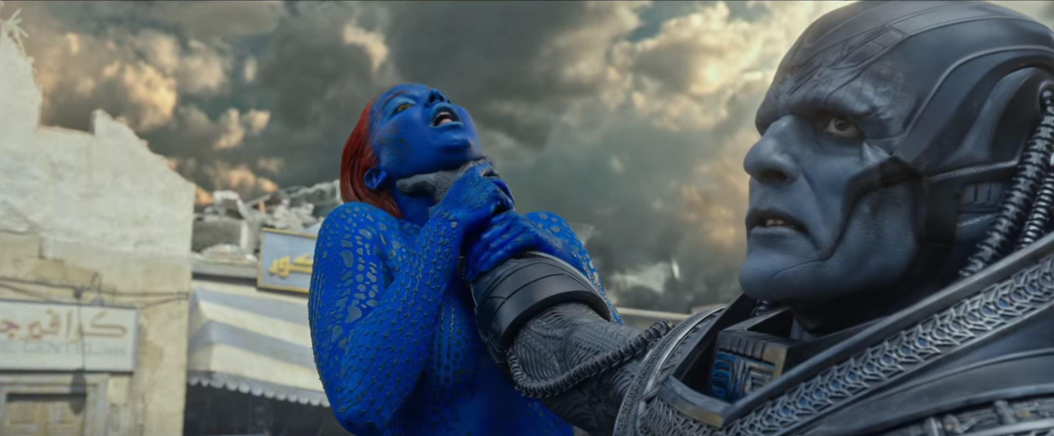 Super Bowl Rerun: X-Men Apocalypse
