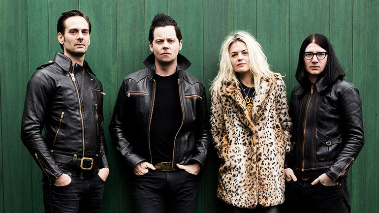 Watch Jack Whites Band The Dead Weathers New Video