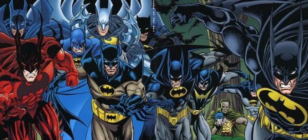 Top 10 Batman Facts