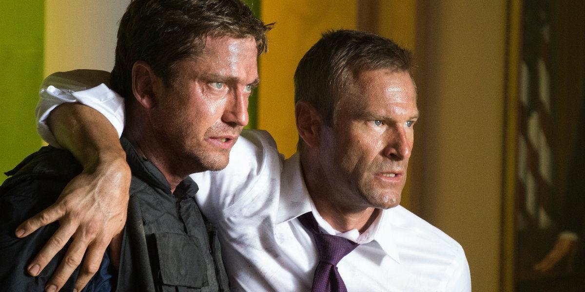 New Exclusive: London Has Fallen Movie Clip!