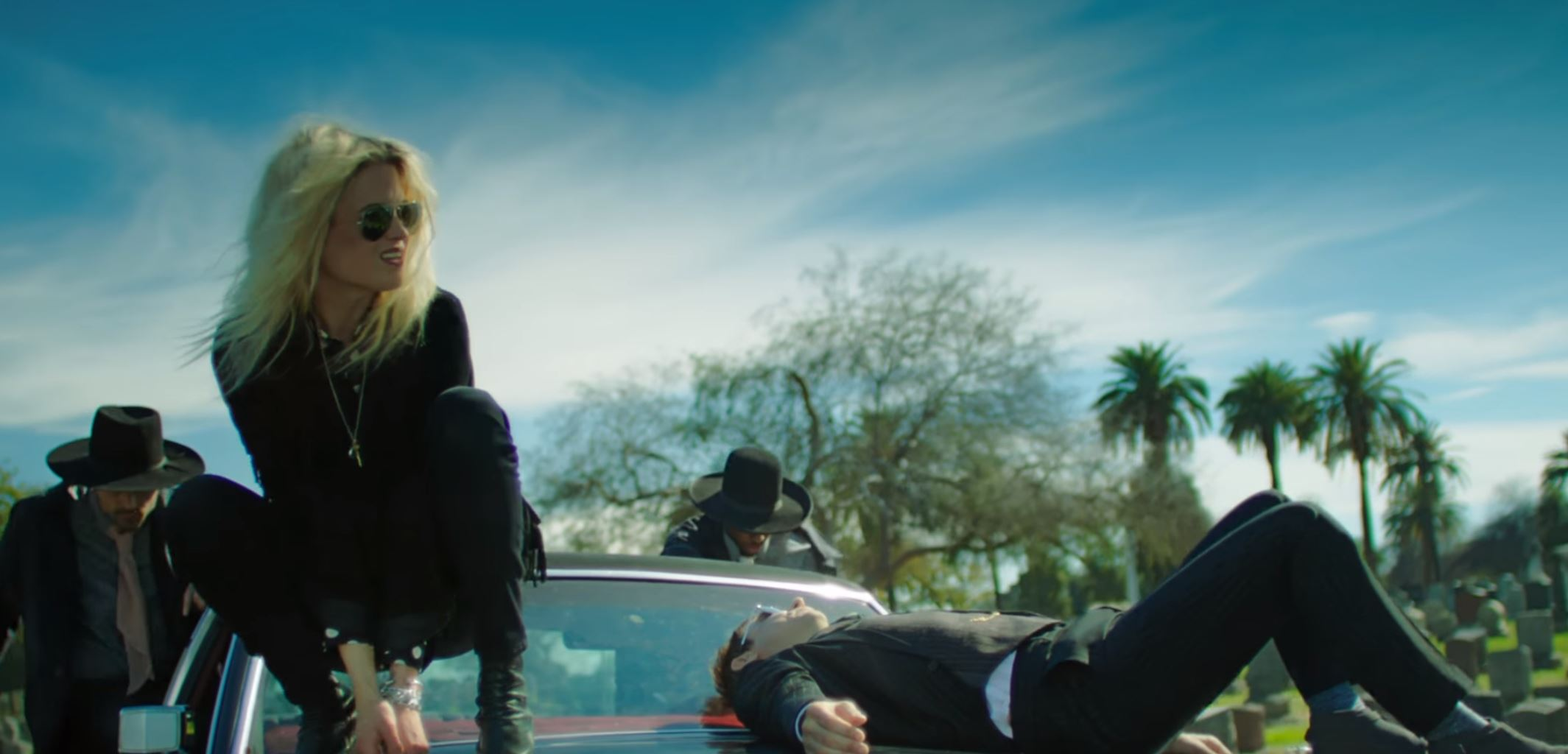 New Video And Album From The Kills!