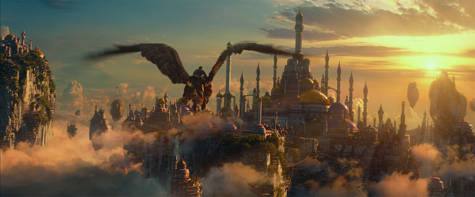 Wanna see some new crappy CGI? Watch The New Warcraft trailer