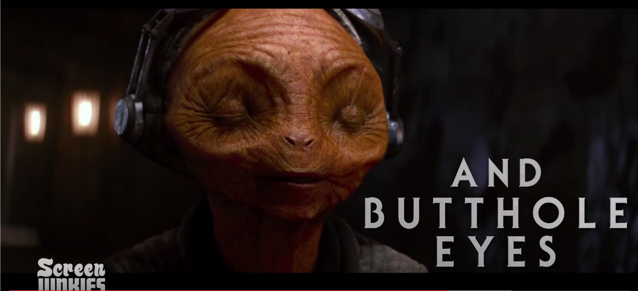 Have a Laugh: Honest Trailers - Star Wars: The Force Awakens
