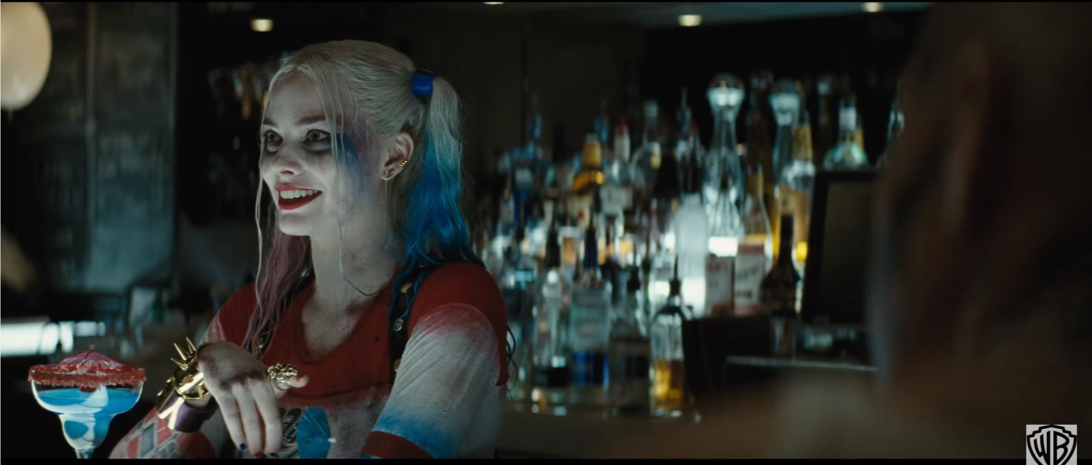 The Batman Arrives In The New Suicide Squad Trailer