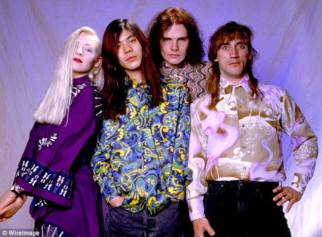 Will D'arcy Wretzky Return To The Smashing Pumpkins For A final Full Member Reunion?