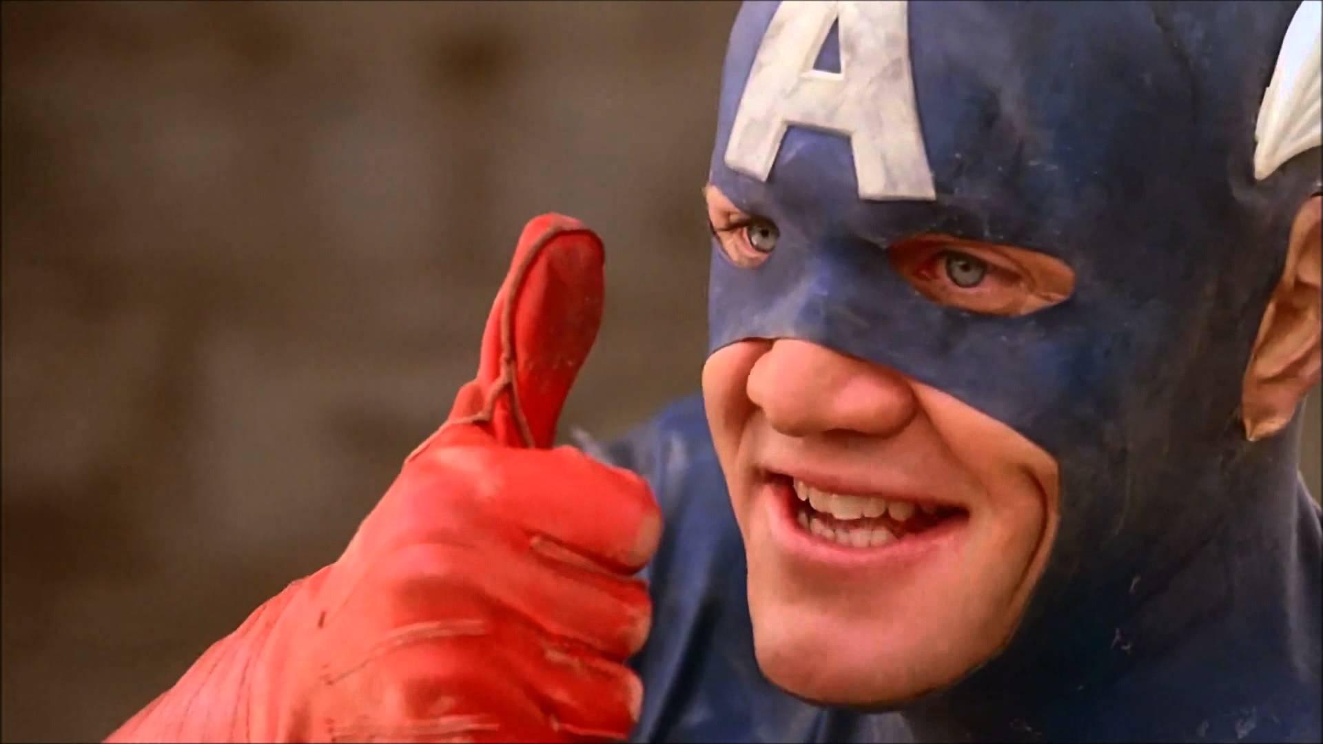 Honest Trailers - Captain America (1990