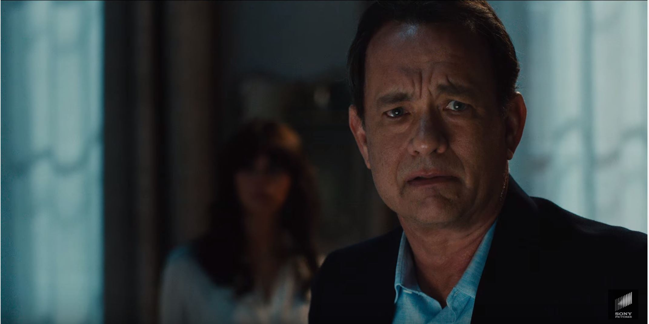 The Inferno Trailer Featuring Tom Hanks