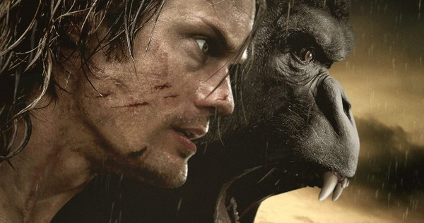 The Legend of Tarzan Trailer Feat. Margot Robbie & Alexander Skarsgård