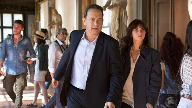 Watch The New Tom Hanks Movie Inferno Trailer