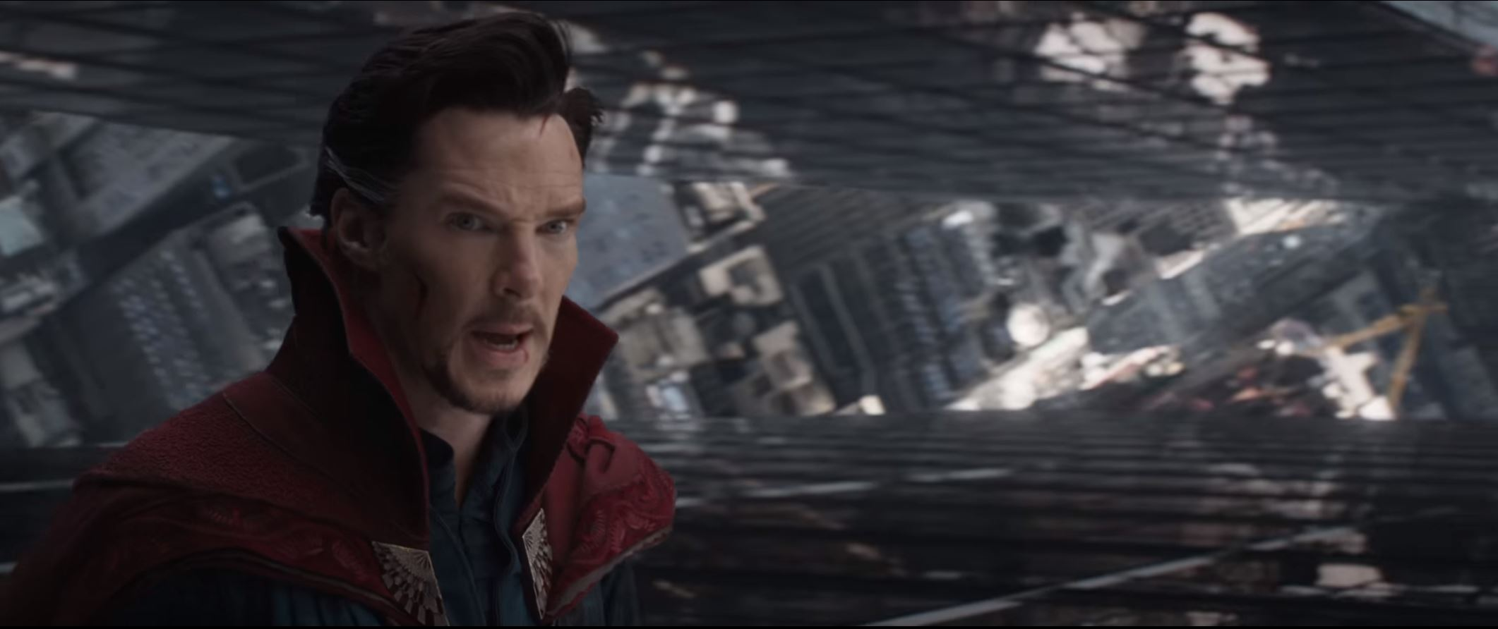 Check Out The New Doctor Strange Trailer!
