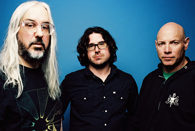 New Single From Upcoming Album With Dinosaur Jr!