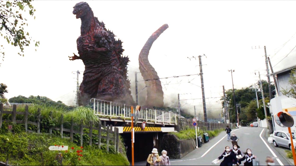 New Godzilla Resurgence Trailer Is Here!