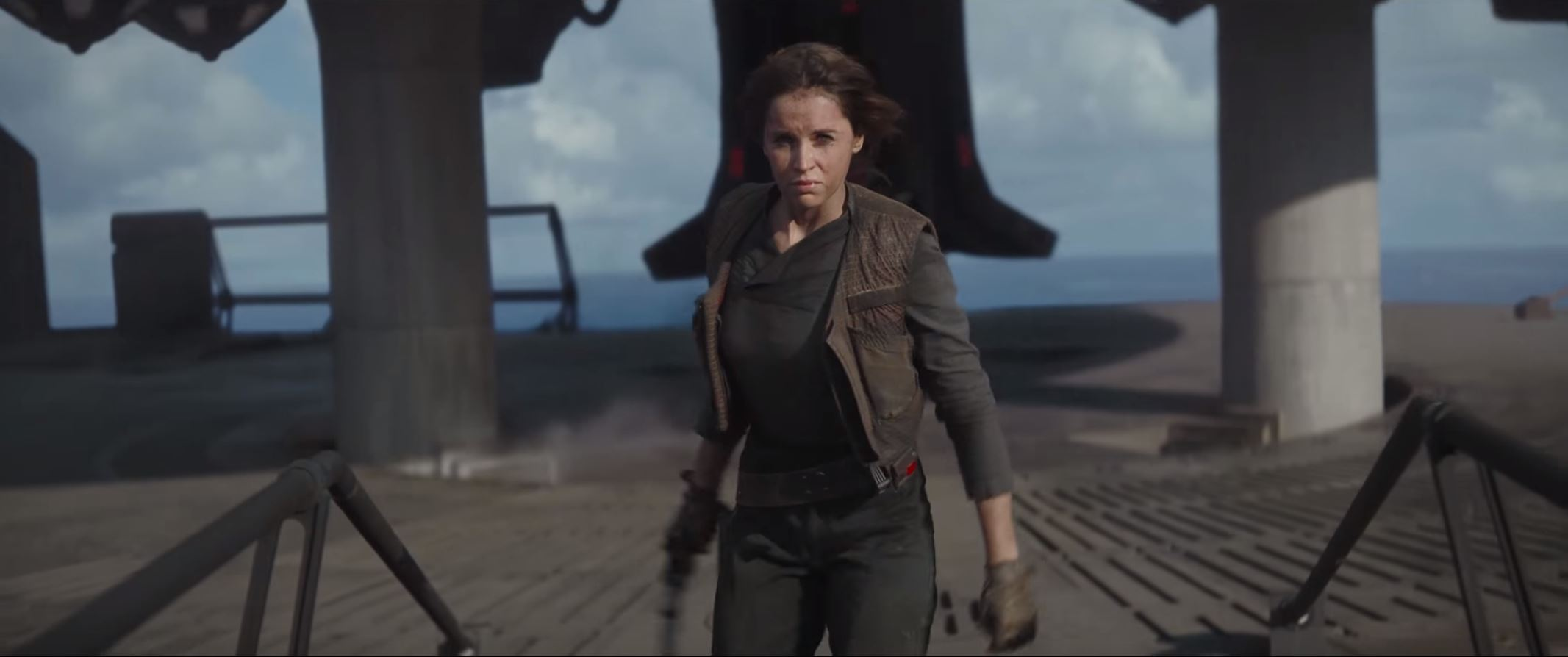 The New Rogue One Trailer Has Arrived!