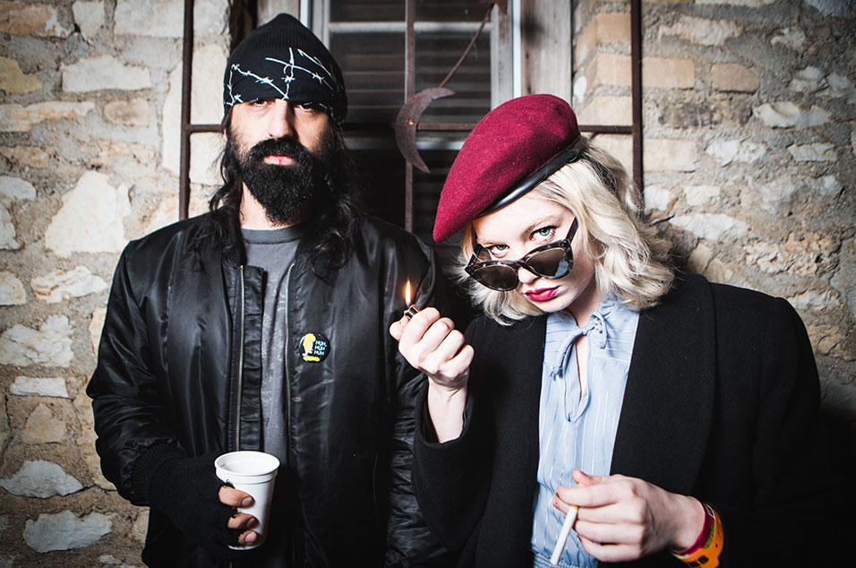 Listen To Yet Another Single From Crystal Castles - 'Fleece'