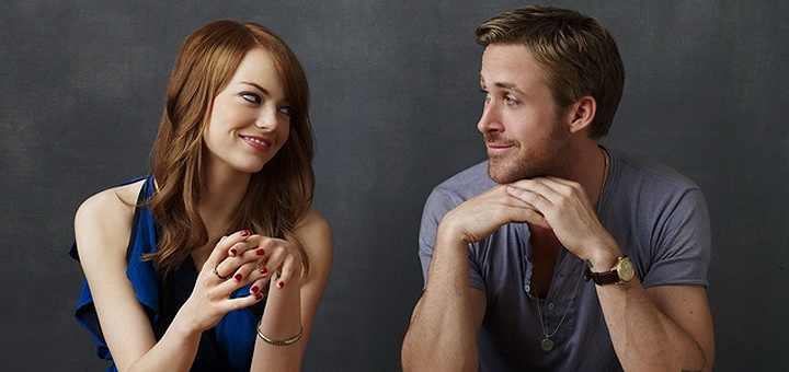 """La La Land"" Trailer With Emma Stone & Ryan Gosling"