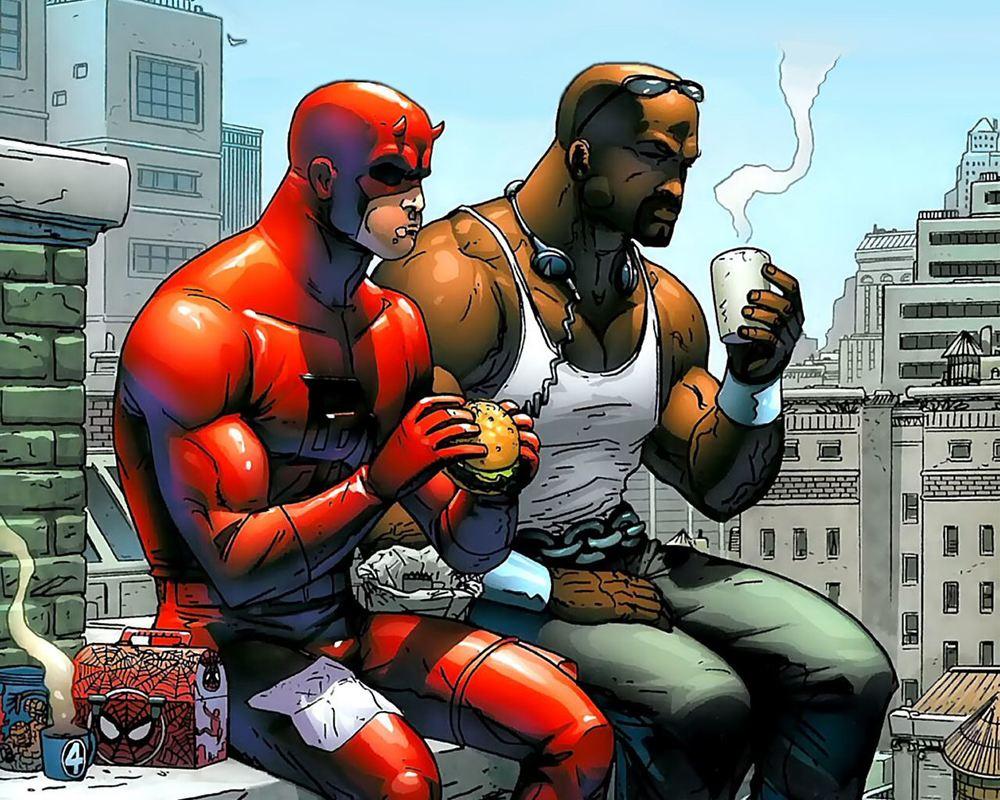 Marvel & Netflix Luke Cage Trailer Has Arrived!