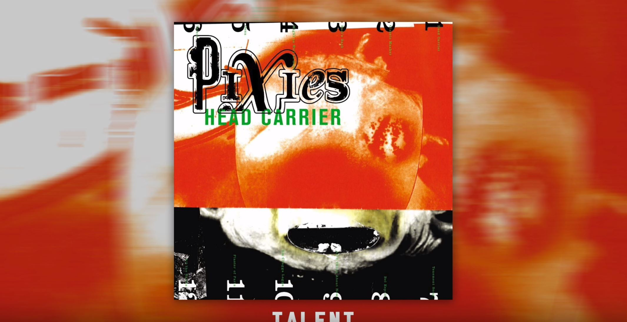 Listen To The New Song ´Talent´ From The Pixies