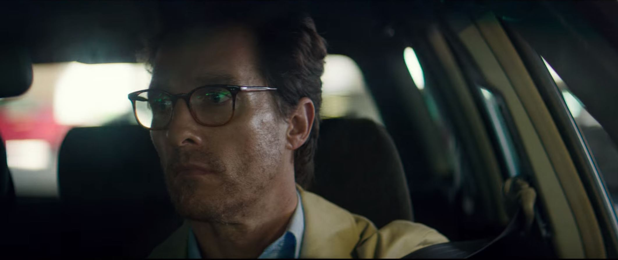 Watch The Trailer: The Sea of Trees with Matthew McConaughey