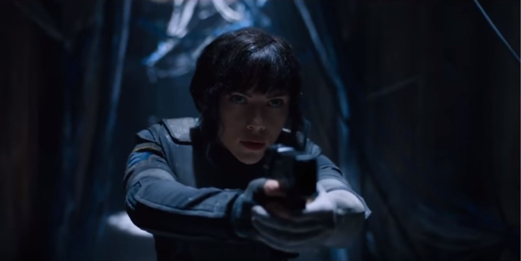Watch 5 New Ghost in the Shell Teasers!