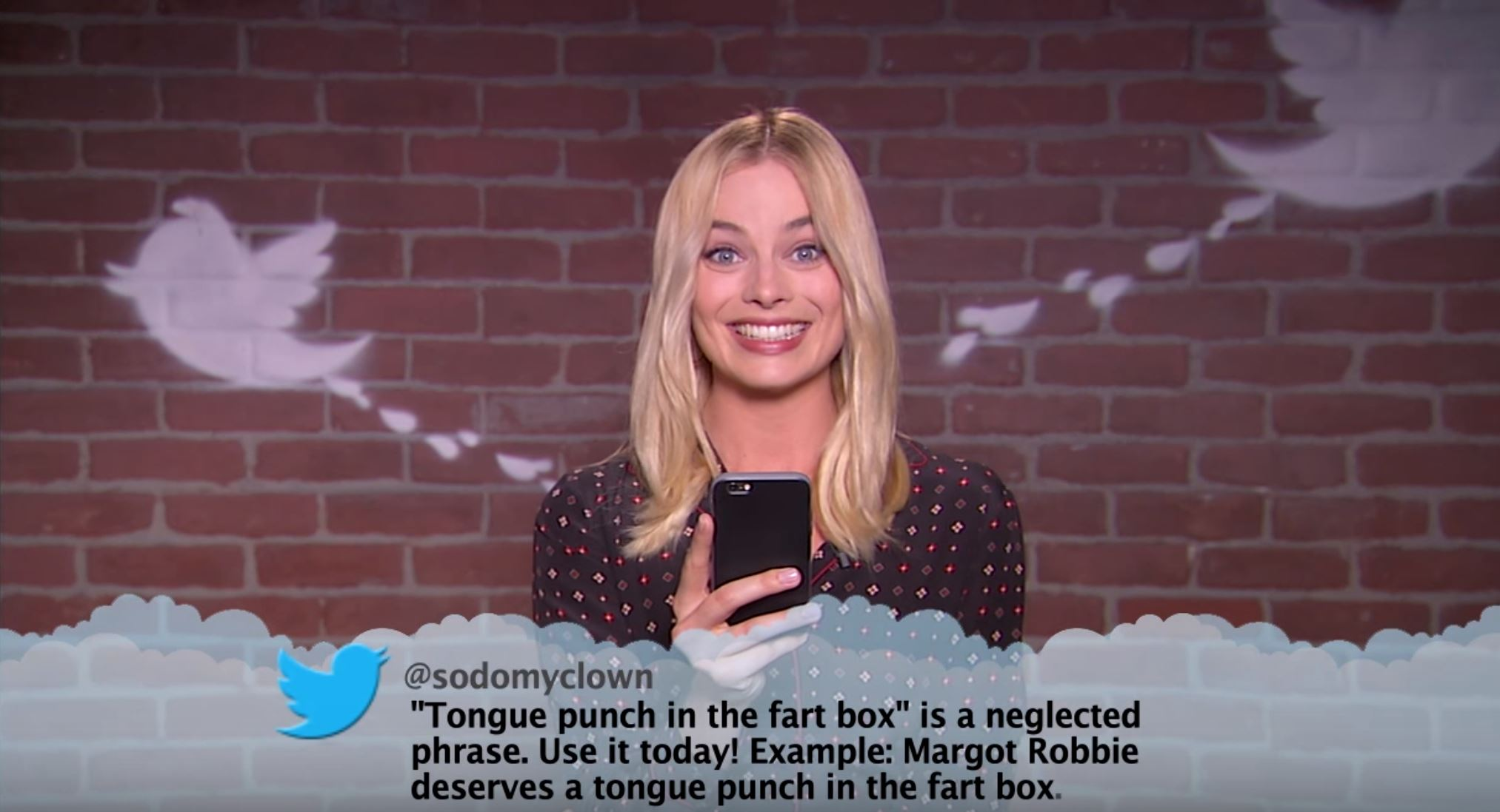 Celebrities Read Mean Tweets With Norman Reedus & Margot Robbie