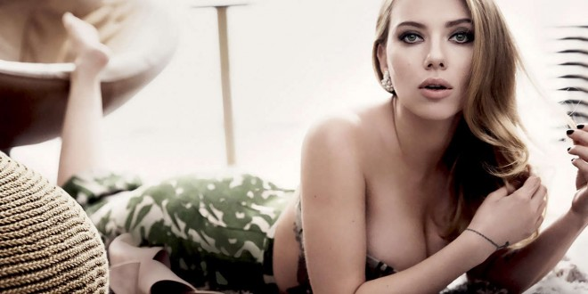 "Listen To Scarlett Johansson Cover New Order´s ""Bizarre Love Triangle"""