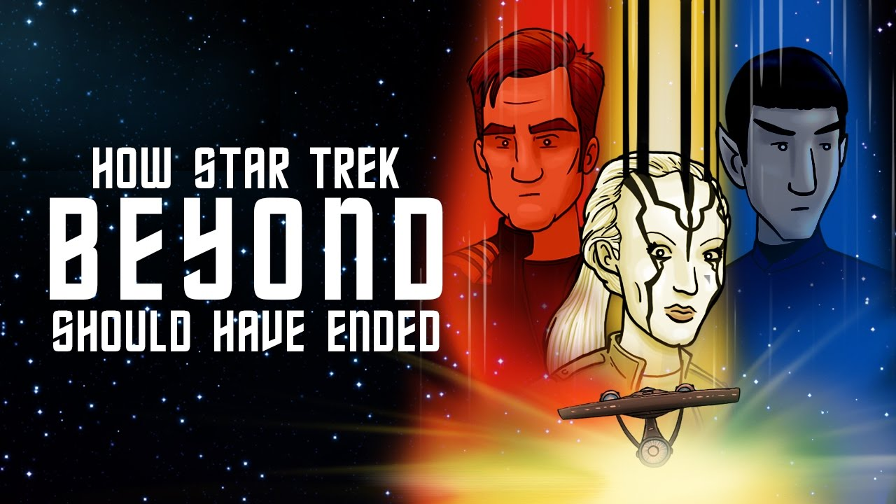 How Star Trek Beyond Should Have Ended