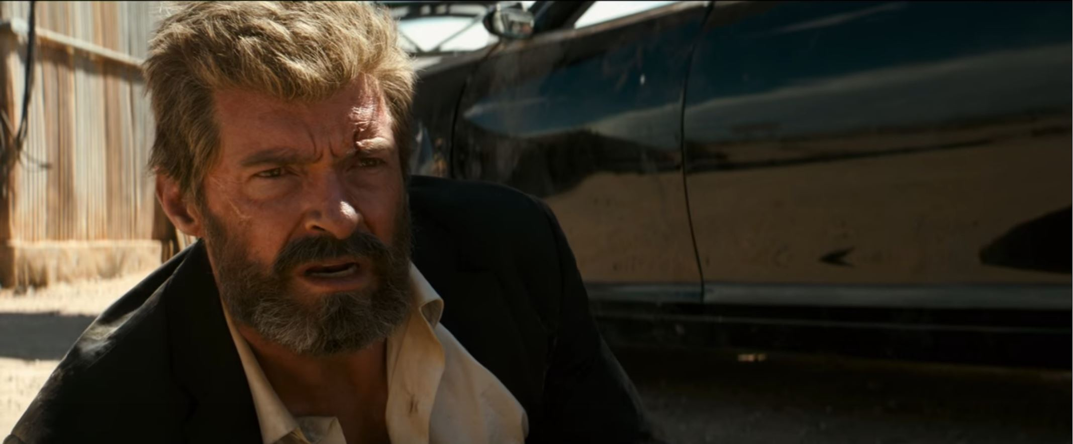 New Wolverine Logan Trailer
