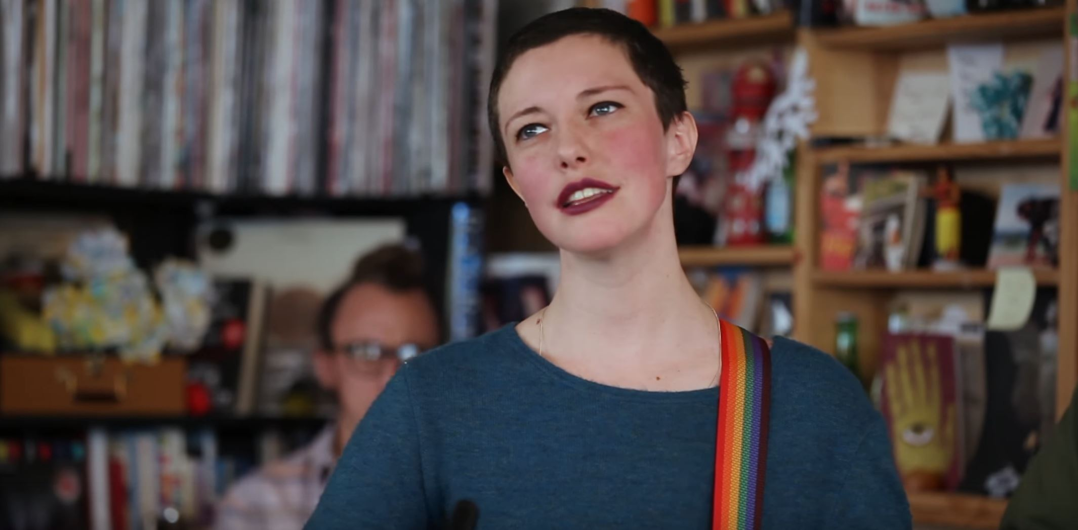 Check Out The Performance Of Esmé Patterson at NPR Music Tiny Desk Concert