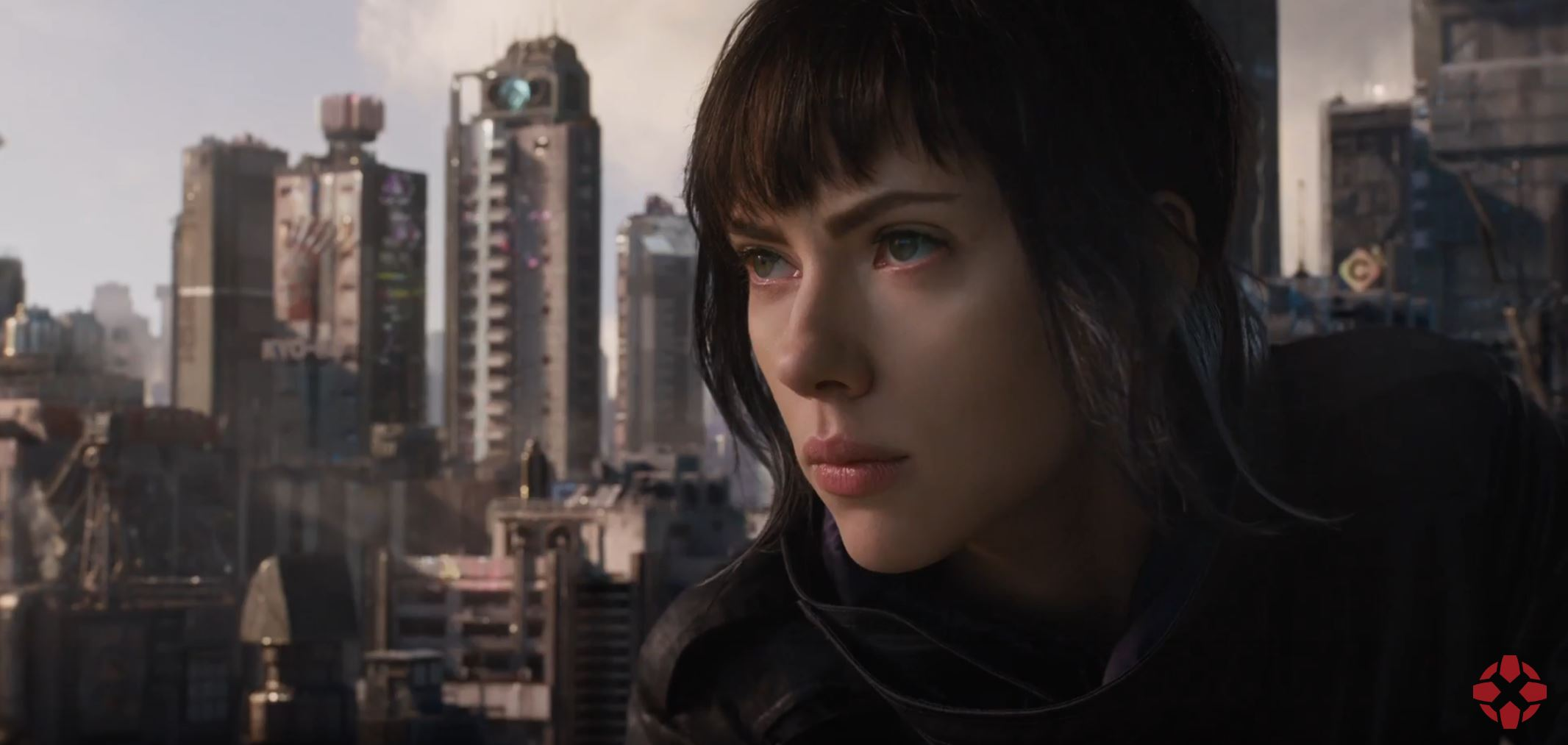 Ghost in the Shell Official Trailer 2