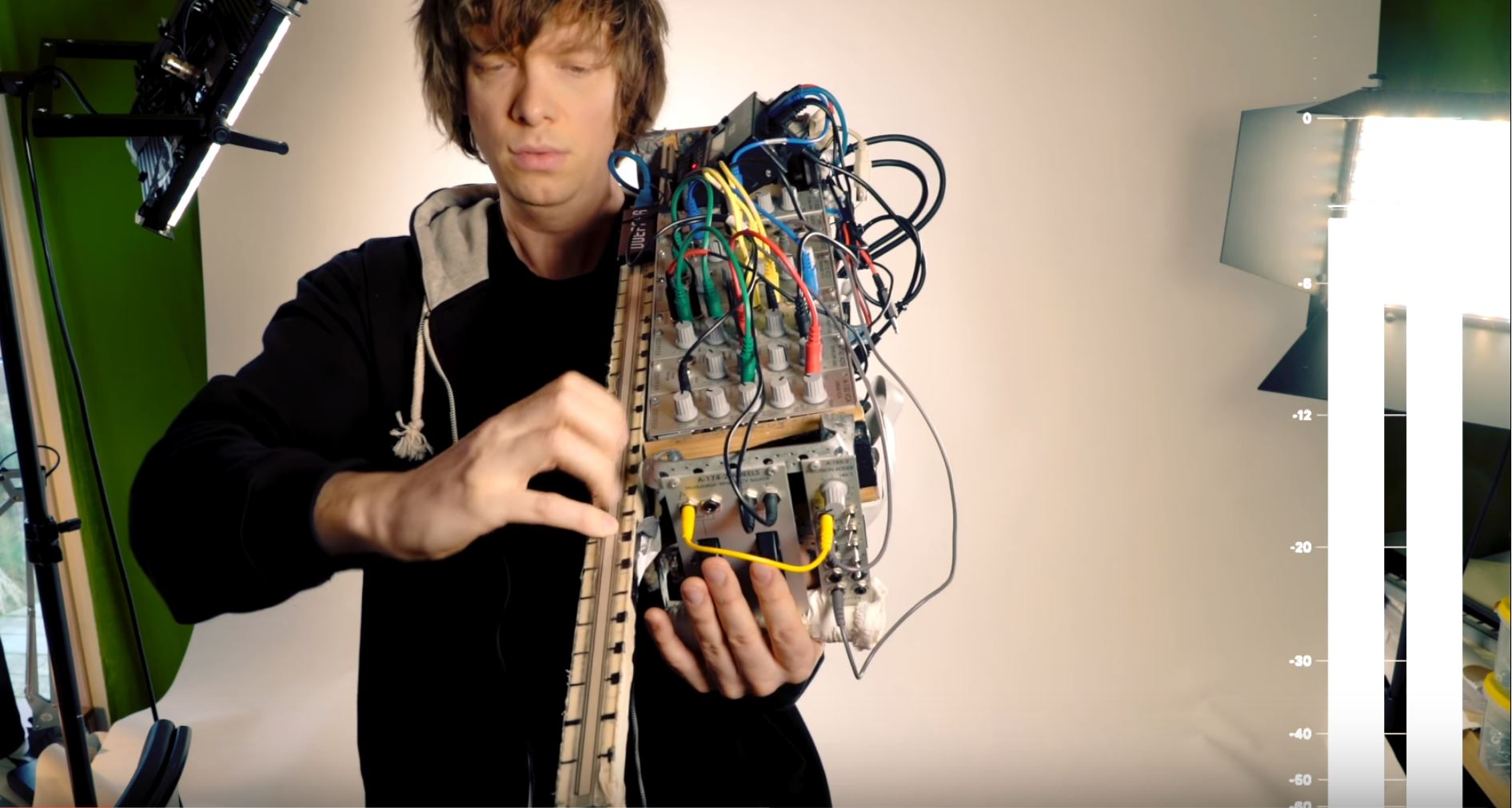 Experience Wintergatan´s New Instrument: THE MODULIN