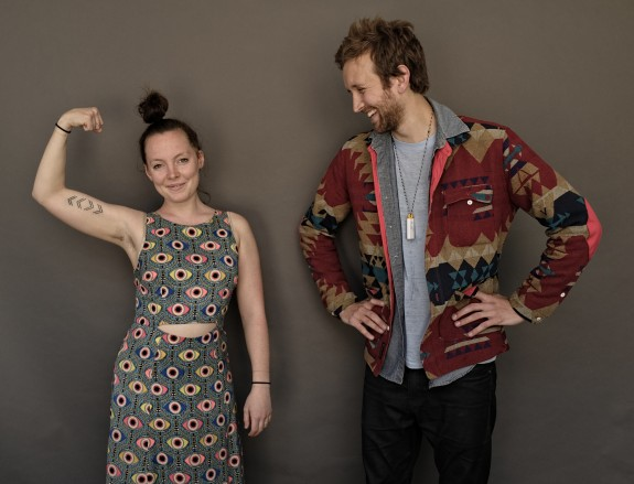 """Watch the new Sylvan Esso – """"Die Young"""" Video"""