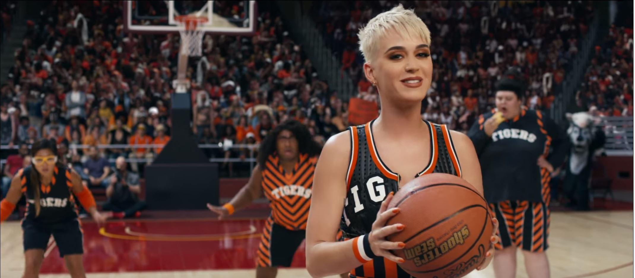 Watch The New Video With Katy Perry - Swish Swish (Official) ft. Nicki Minaj