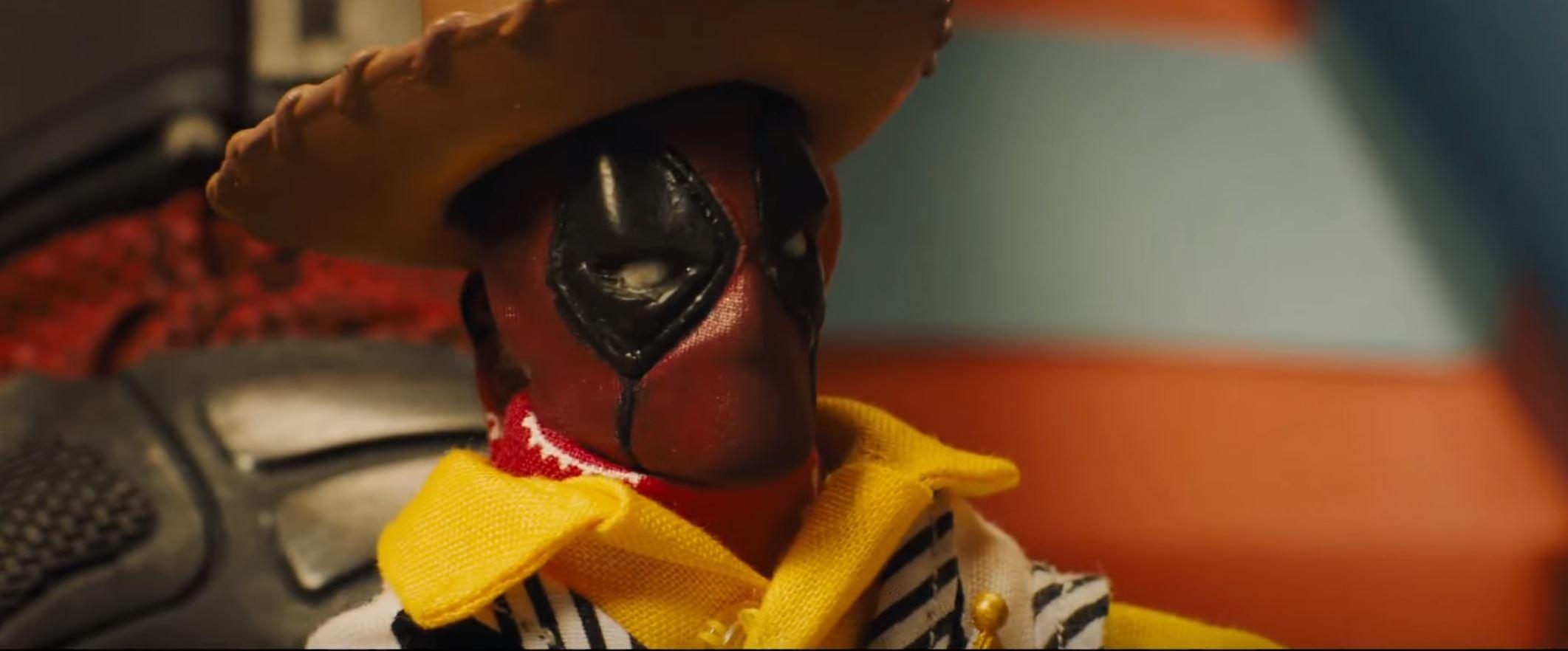 Deadpool 2 Teaser Trailer 'Meet Cable' Is Here
