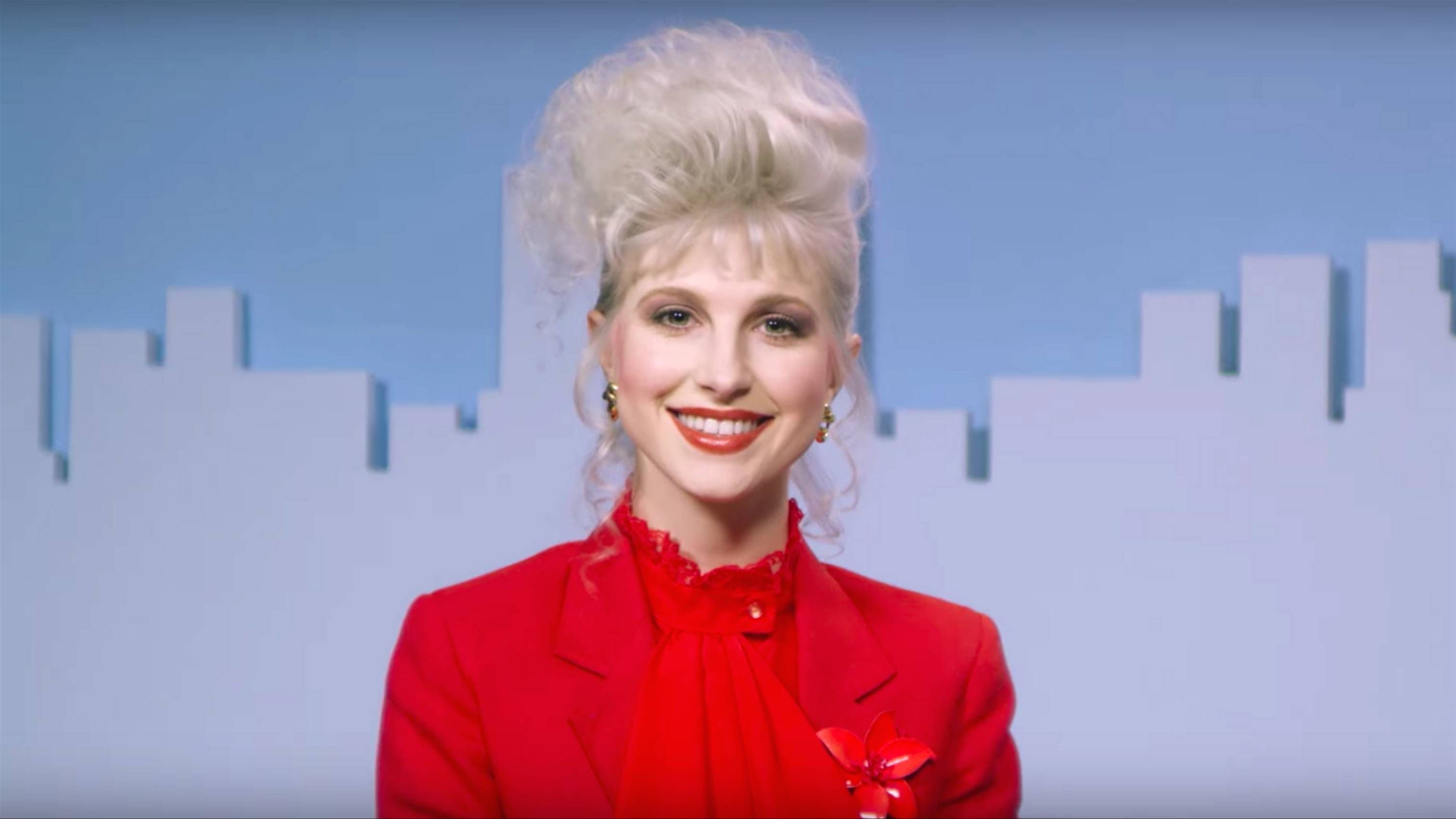 See The New Retro Inspired Paramore Video: Rose-Colored Boy