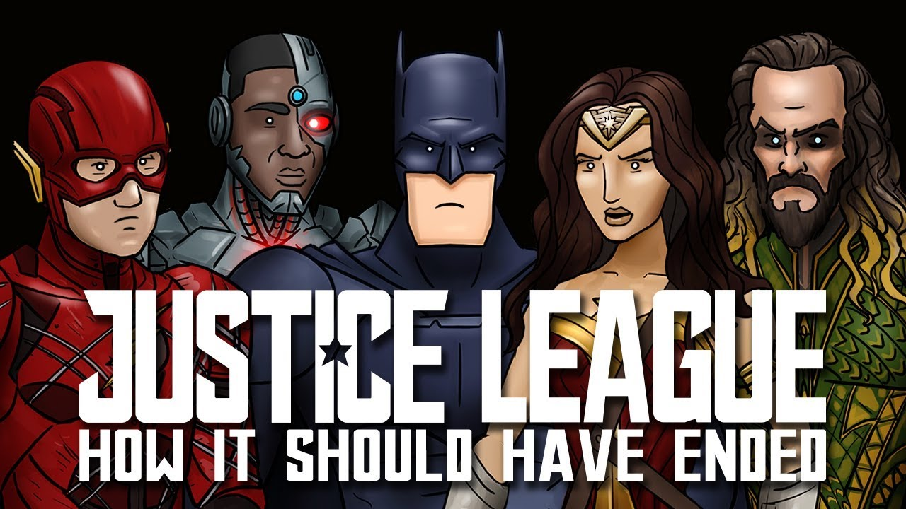How Justice League Should Have Ended