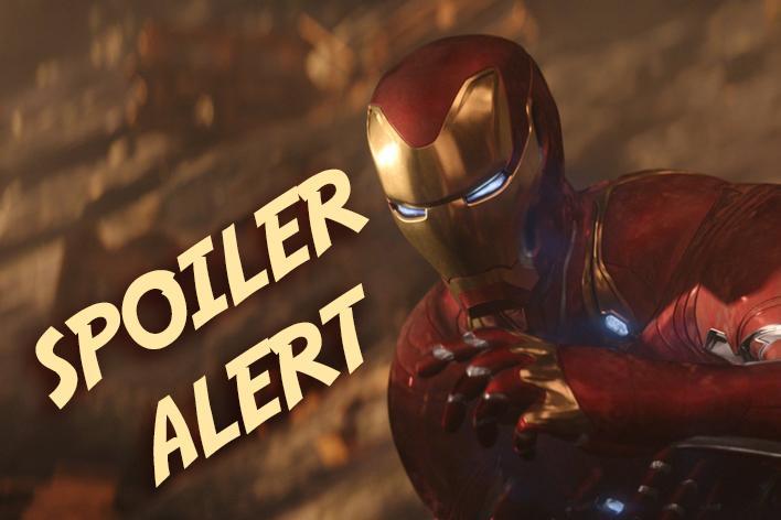 The Ending Of Avengers Infinity War Explained -SPOILER ALERT!