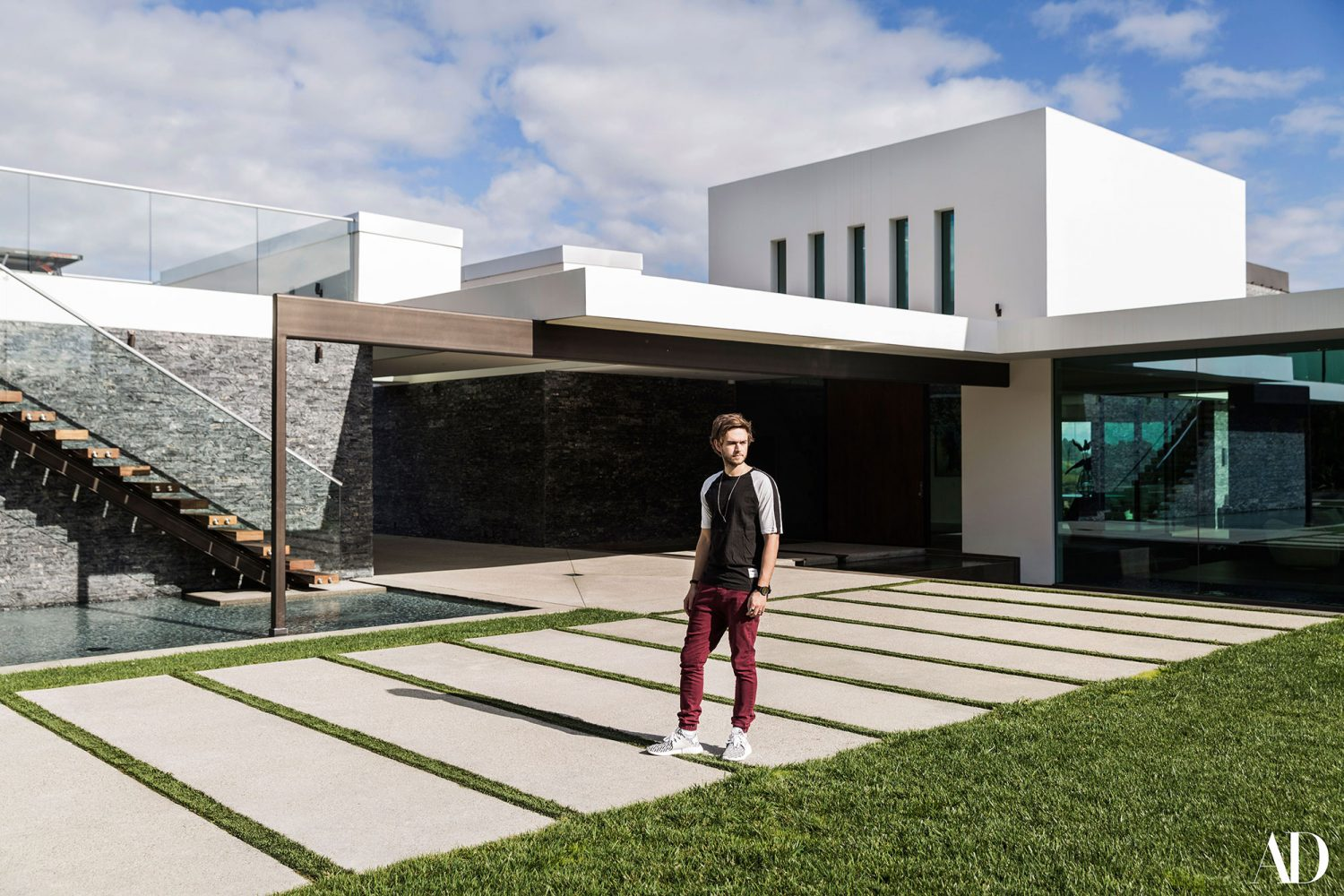 Inside Zedd's $16 Million Mansion