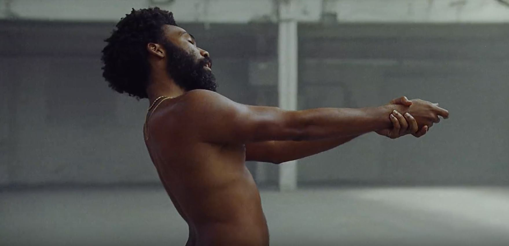 Watch The New Childish Gambino Controversial Video 'This Is America'