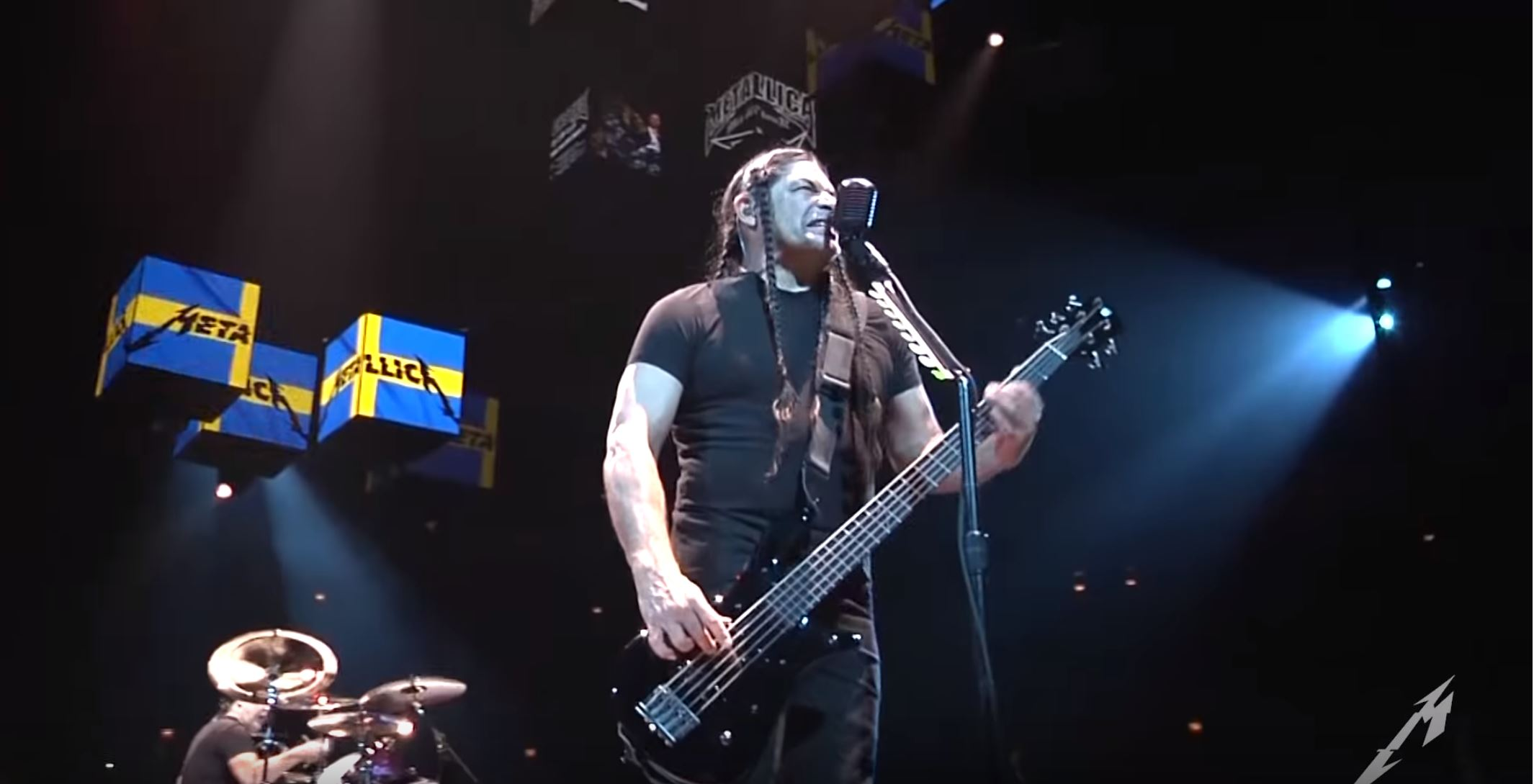 Metallica Performs 'Spit Out the Bone' Live in Stockholm Sweden