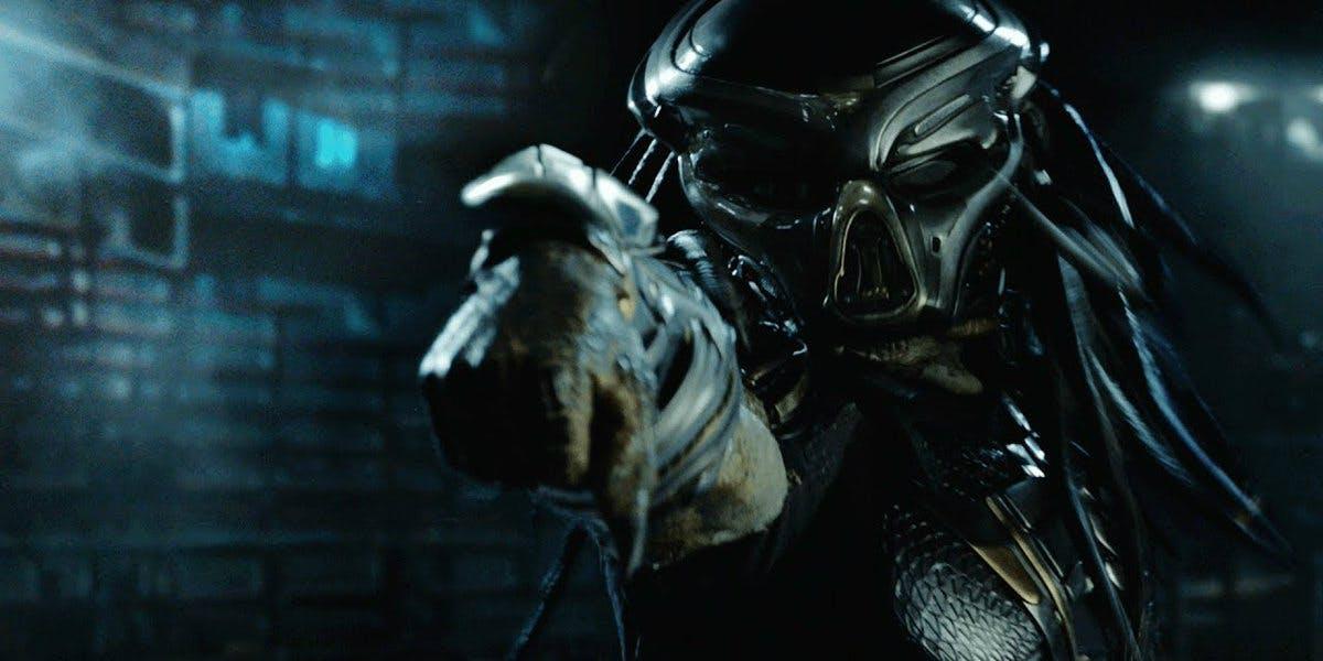 The Predator NEW Teaser Trailer has arrived!
