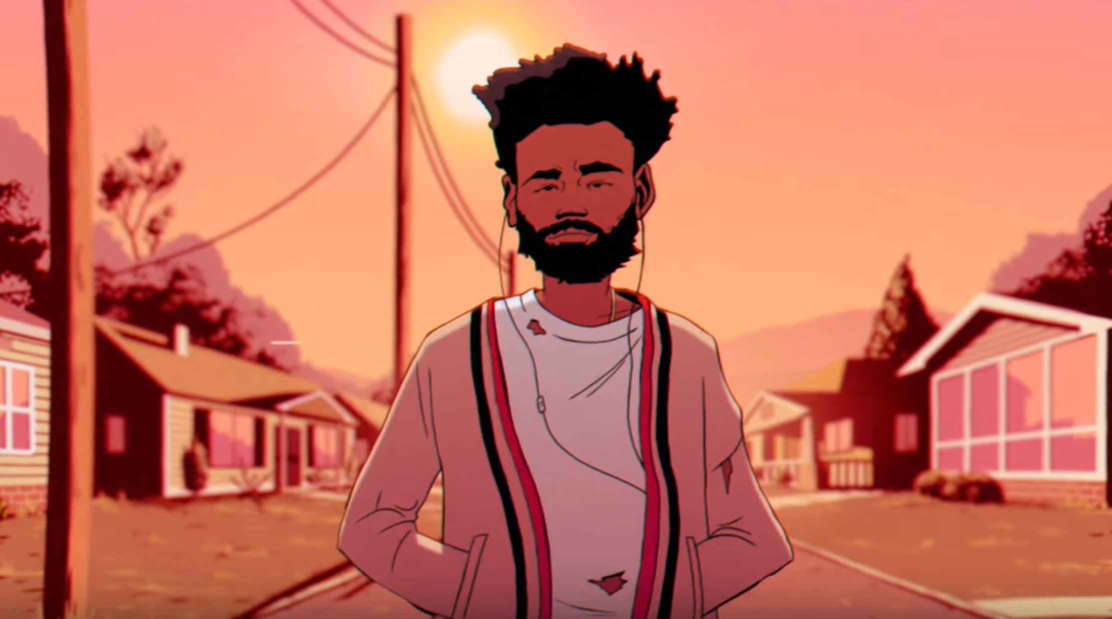 NEW from Childish Gambino - Feels Like Summer