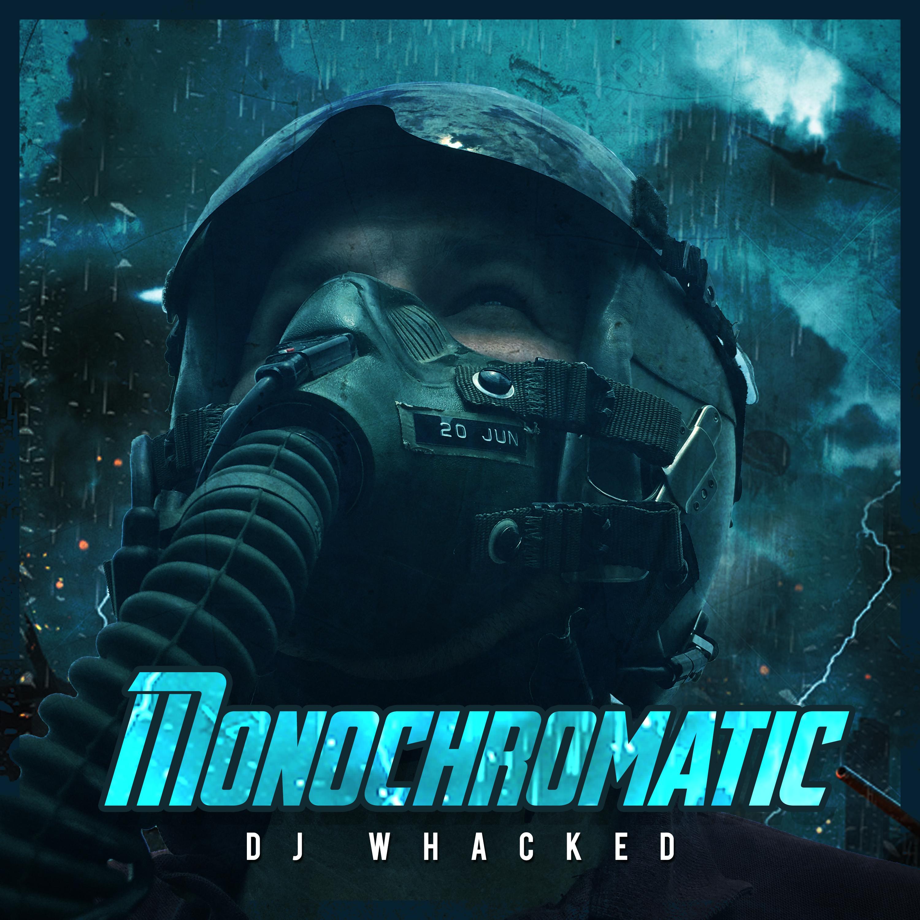DJ Whacked Ready To Drop New Album 'Monochromatic'