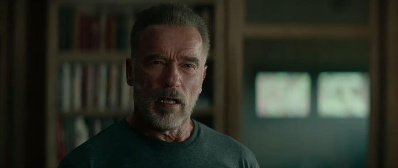 Watch The New Terminator: Dark Fate - Official Trailer (2019)